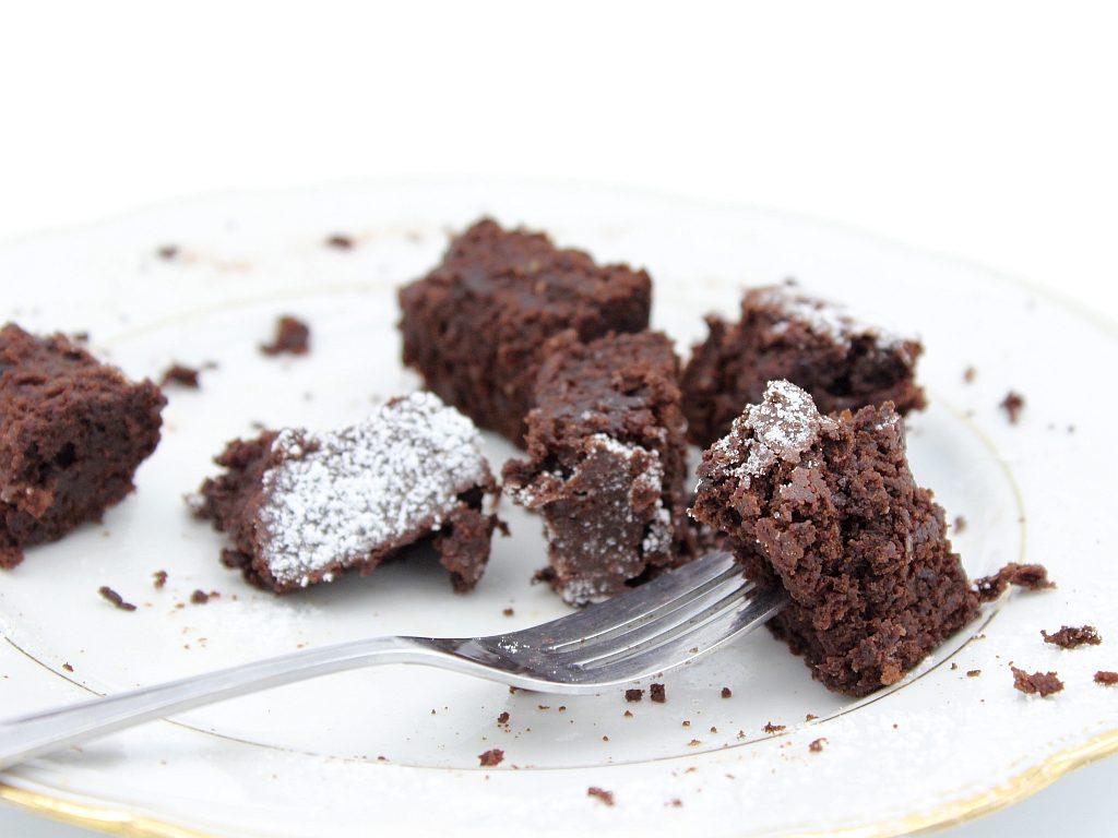 Brownies, mehlfrei, schoko