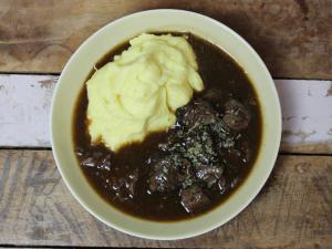 Ein Teller voller Wärme - Oxtail Stew