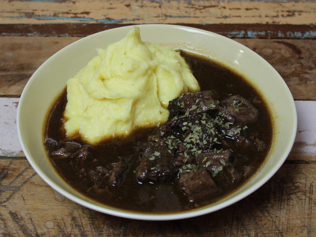 Ein Teller zum wohlfühlen - Oxtail Stew